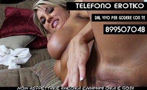 Incesto Sesso al Telefono 899319905